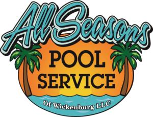 All Seasons Pool Service Logo